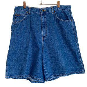 Vtg CHIC Hi Rise Denim MOM Shorts